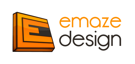 Emaze Design logo Designed by Chipleader Marketing - Chipleader.nl