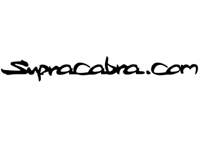 Supracabra.com logo Designed by Chipleader Marketing - Chipleader.nl