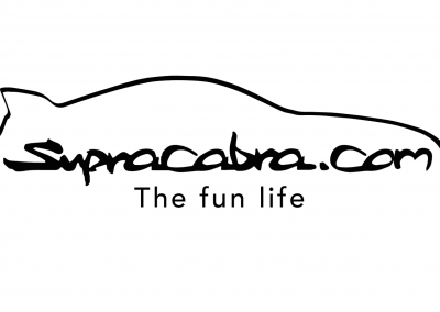 Supracabra.com with car logo Designed by Chipleader Marketing - Chipleader.nl